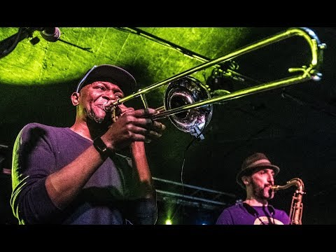 Tuesday Night Funk Jam @ Asheville Music Hall 1-8-2019