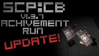 SCP:CB v1.3.7 Achivement Run (ep.1)