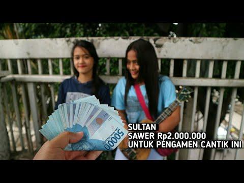 SULTAN MAH BEBAS SAWER PENGAMEN JALANAN Rp2.000.000 / Park #2