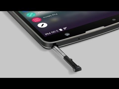 5 Stylus Phones That Aren't Galaxy Notes