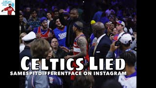 ISAIAH THOMAS Goes After 76ers Fan, NBA Players Too SENSITIVE | WIZARDS | NBA