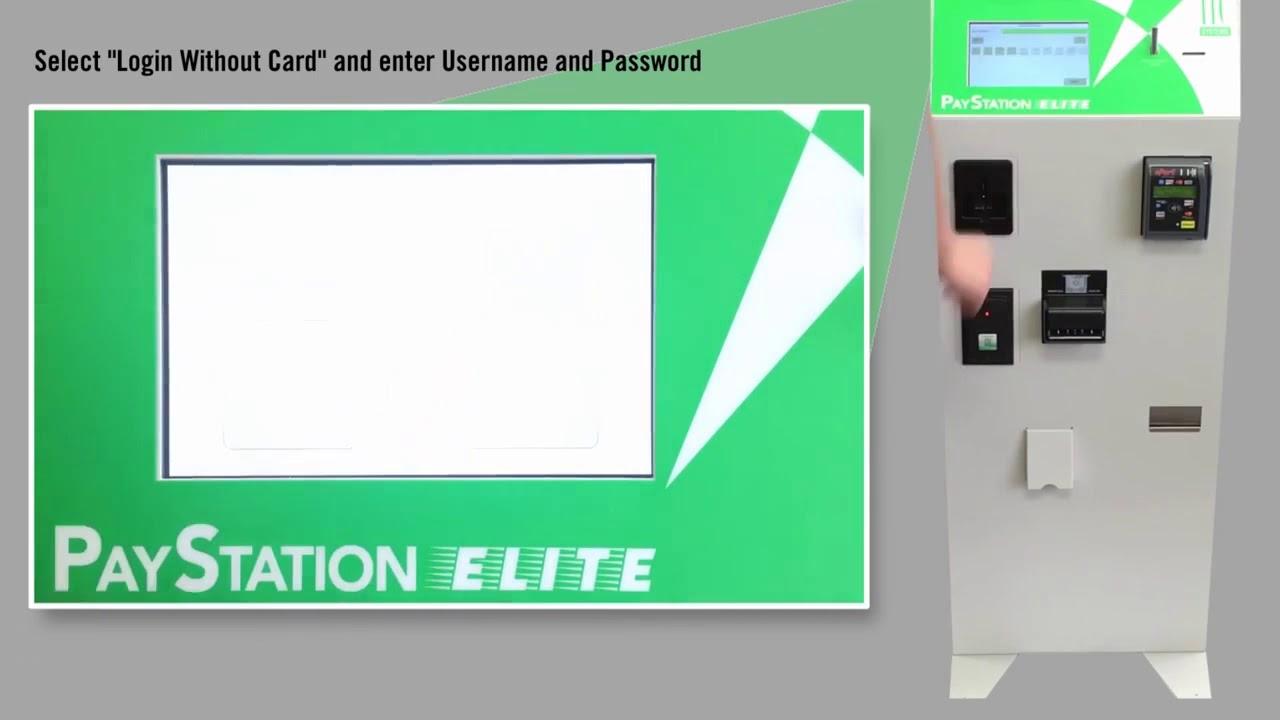 PayStation ELITE Training Video