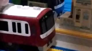 プラレールでD!? 12連京急プラレールを使って電車でDっぽい動画を作ってみた!