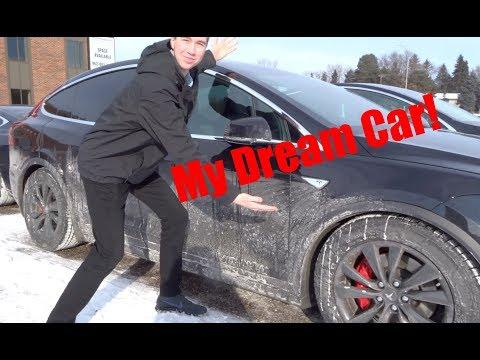 My Dream Car!! *Tesla Model X*