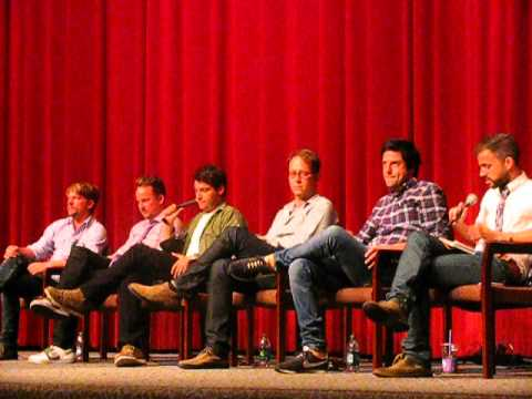 Outfest Panel: Happy Endings with Stephen Guarino