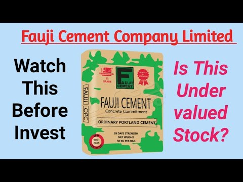 FCCL - Fauji Cement Company Limited