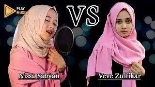 Download NISSA SABYAN Feat VEVE ZULFIKAR | Sholawat LAW KANA BAINANAL HABIB Mp3