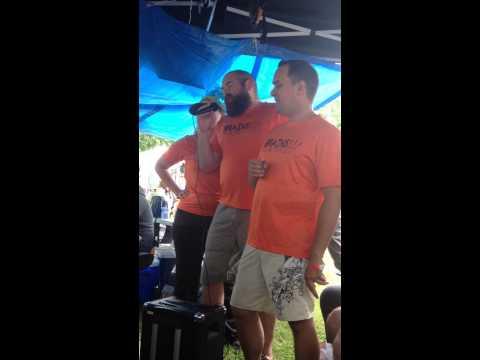 Dead In The Water: Nanaimo Dragon Boat Festival - Tent Karaoke - Some Say Love