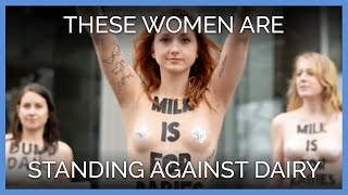 These Women Are Speaking Out Against Dairy