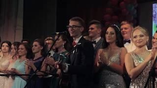 """Пісня """"Сансара"""" від випускників 11-А  2019 року Великобагачанського ЗССО"""