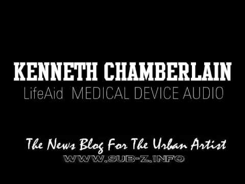 Kenneth Chamberlain Medical Alert - LifeAid Phone Calls