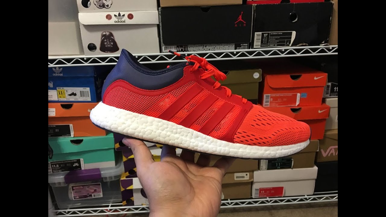adidas Climachill Rocket Boost Another Look   Nice Kicks