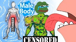 😡HATE Drawing a Male Body? Watch This ( ͡° ͜ʖ ͡°)