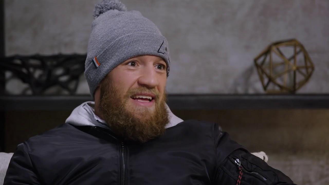 Конор МакГрегор: Эксклюзивное интервью накануне UFC 246