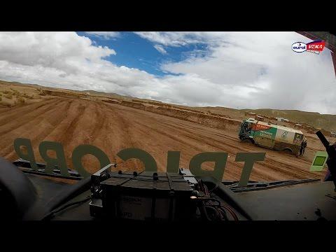 Dakar 2017 - Stage 5 Oruro / Stage 6 canceled (Eurol VEKA MAN Rally Team)