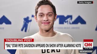 Pete Davidson's friends rally to his side