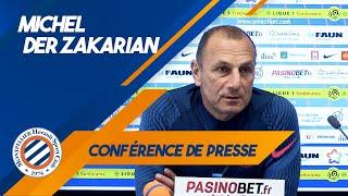 VIDEO: Michel Der Zakarian avec le déplacement à Belfort !