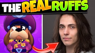 Colonel Ruffs Voice Actor Blythe Melin | Brawl Stars Voice Actors In Real Life