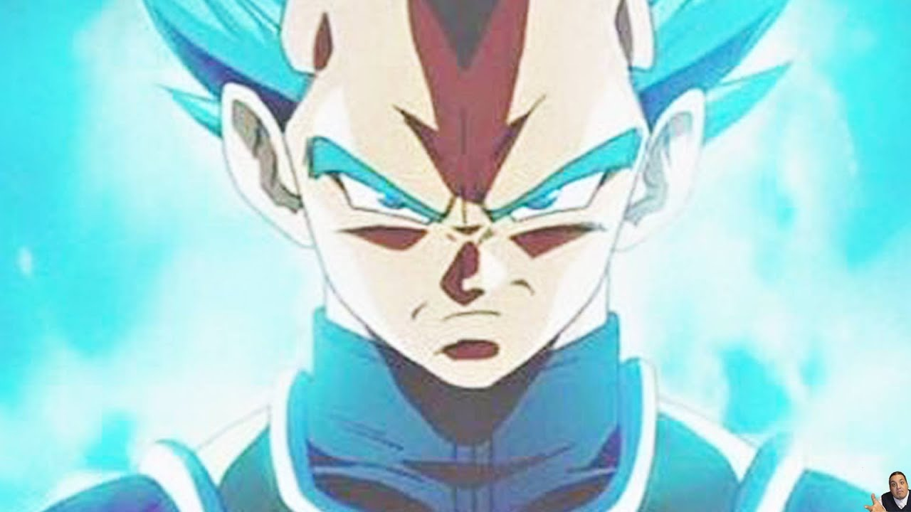 New Super Saiyan God Mode 2 Vegeta Revealed  Dragon Ball Z