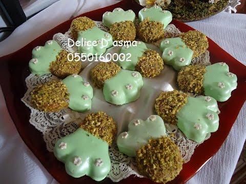 Gâteaux Algérien De Fête Et Mariage حلويات جزائرية للأعراس 20182019