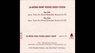 adult choir la mora park young