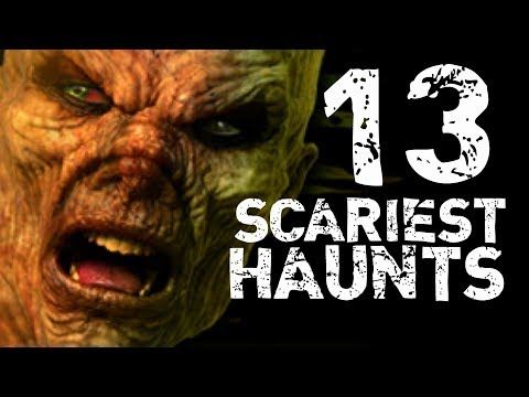 Top 13 Scariest Haunted Houses In America 2018 By Hauntworld.com