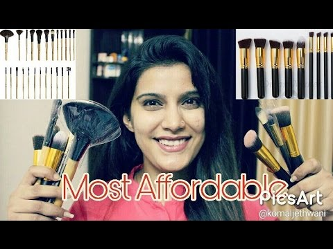 most affordable makeup brushes in india  beginners