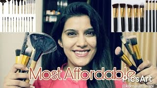 *MOST* Affordable Makeup Brushes in India   Beginners Makeup Brush Guide