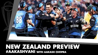 #CWC2019: NEW ZEALAND - Contenders for the Cup? #AakashVani