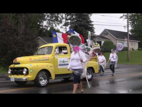 Acadian Festival Parade 2016