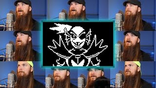UNDERTALE - Battle Against A True Hero Acapella