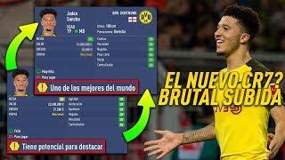 JADON SANCHO el NUEVO CRISTIANO RONALDO de FIFA 19? | FIFA 19 Modo Carrera