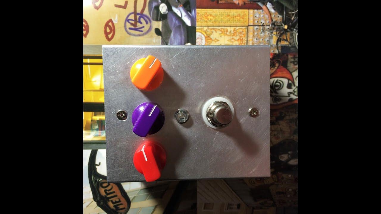 Nintendar DIY with mods Built By Ryan on guitar - YouTube