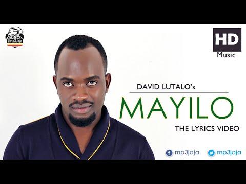 Mayilo [The Lyrics Video] - David Lutalo New Ugandan Music July 2016