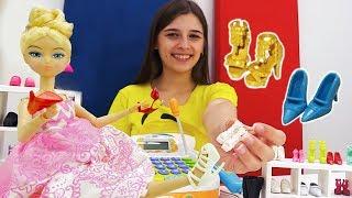 ToyClub шоу - Туфли для Хлои (Леди Баг). Игры в куклы