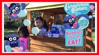 Edible Bubbles - Kids Activies, Kids Games, Kids Fun, Kids Learning - Fun! Play! Create! Learn!