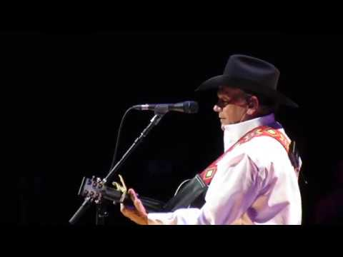 George Strait - Check Yes Or No/FEB 2018/Las Vegas, NV/T-Mobile Arena