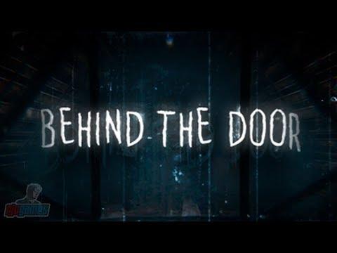 Behind The Door | Indie Horror Game | PC Gameplay Let's Play Walkthrough | Full Playthrough
