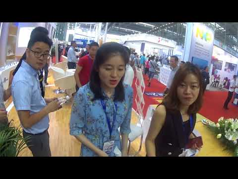 China Shenzhen IoT Fair Exhibition 2017 08 16   4