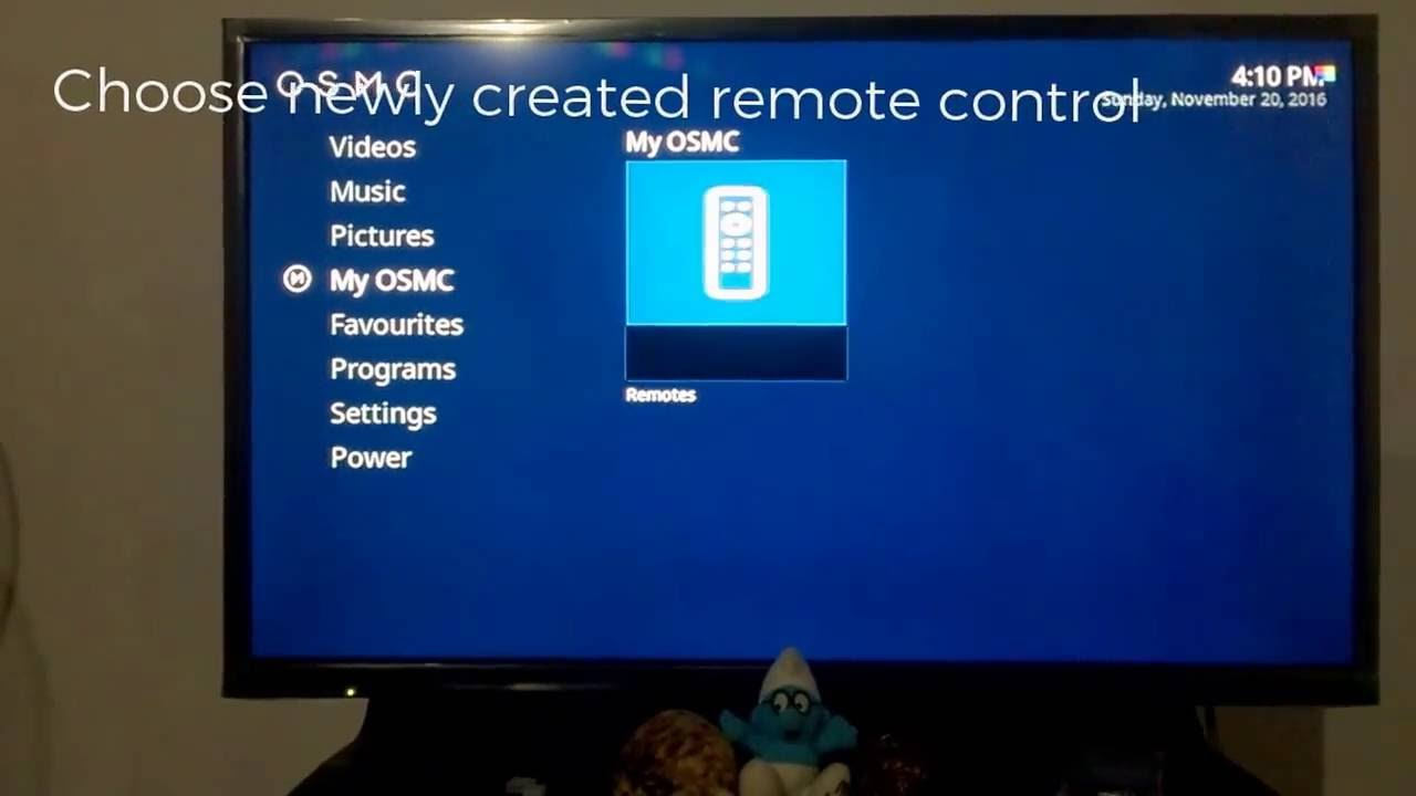 Setting Up IR remote for Raspberry Pi 3 + OSMC Media Center with LIRC 2016