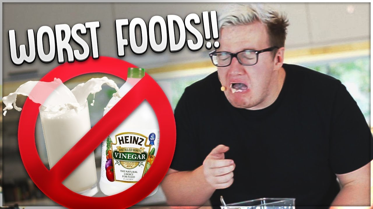 trying-the-worst-food-combinations