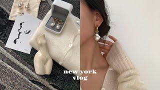 [NY vlog]뉴욕 …