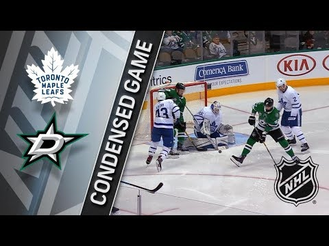 Toronto Maple Leafs Vs Dallas Stars January 25 2018