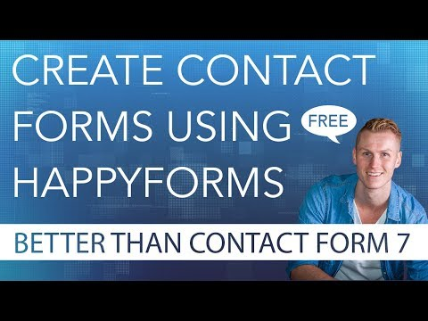 HappyForms | Create Amazing Contact Forms For Free