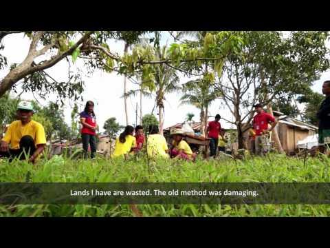 Haiyan: Organic farming Leyte