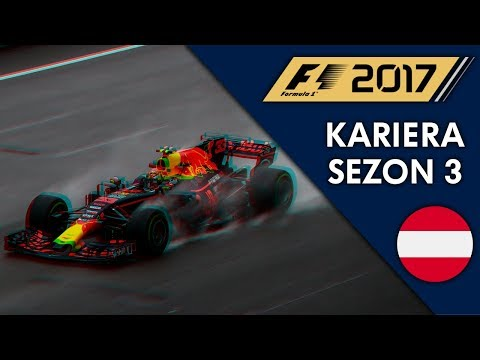 F1 2017 KARIERA | Sezon 3 | GP Austrii (#9)