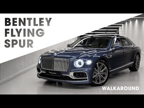 the-new-bentley-flying-spur-|-giltrap-tv
