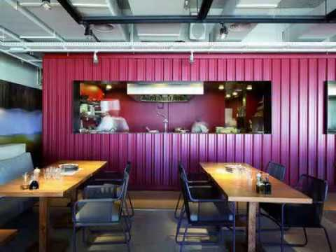 Cheap interior design ideas for restaurants Small eatery ...