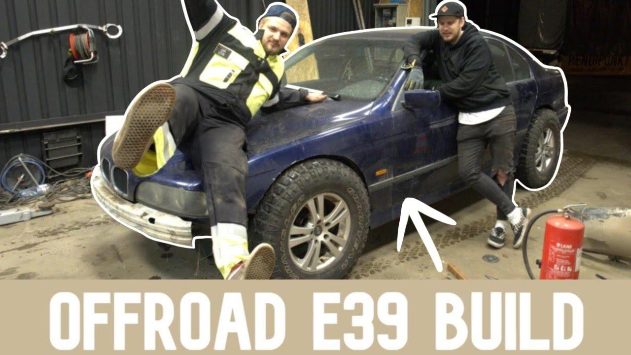OFFROAD BMW E39 // PART 1 // MICHAEL MOTORSPORT