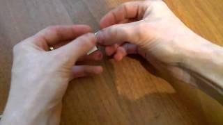 Как сделать заготовки из бумаги для треугольных модулей оригами